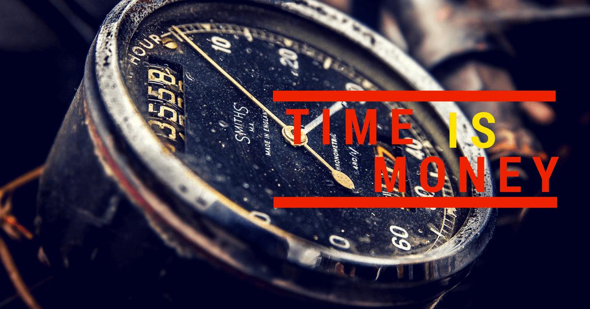月収100万円の『時間』