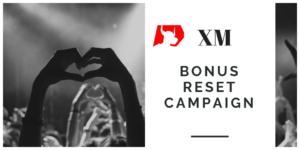 XMのボーナスリセットを100%活かしてトレードをしよう