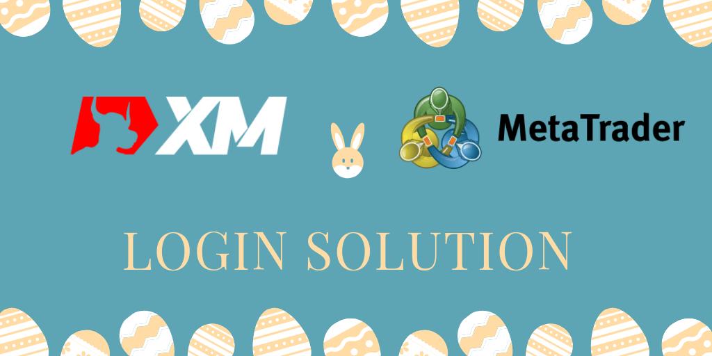 【解決策!】XMでMT4/MT5にログインできないのはどんな時??