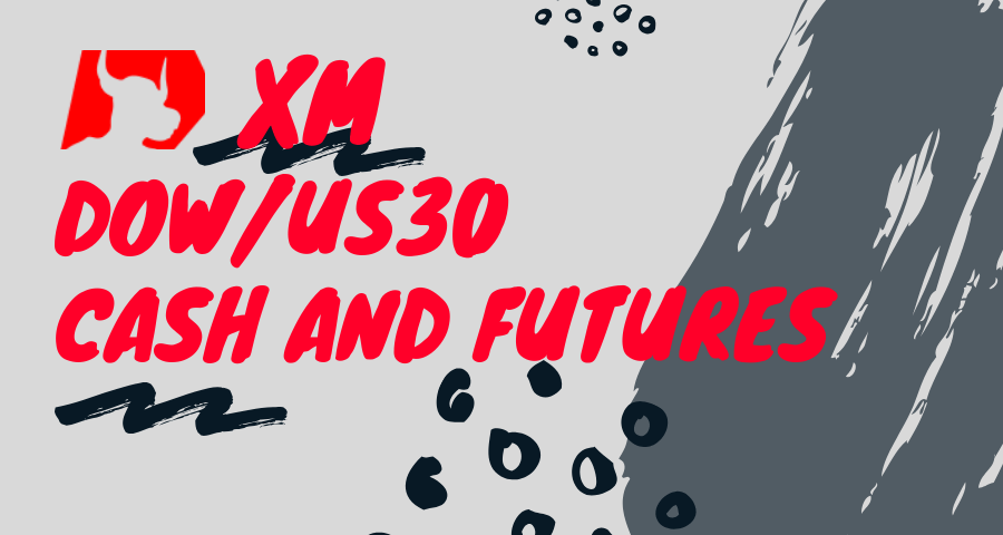 XMダウ(US30)取引注意点【現物と先物の違い】