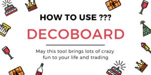 DECOBOARD(デコボード)の使い方【ビットコインFX】